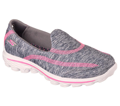 100% ORIGINAL SKECHERS GO WALK 2 SIZE 34 ANAK KIDS GIRL CEWEK no oshkosh  adidas 7ed3316821