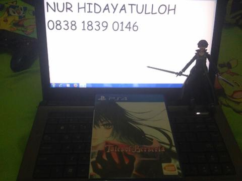 want to sell tales of berseria reg 3 ps4