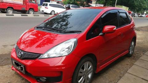 Honda Jazz RS 2012 Matic A/T