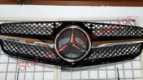 Grill Model SL Mercedes Benz W204