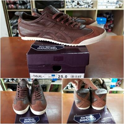 cheap for discount 6cbe4 527b8 Onitsuka Asics Tiger Mexico 66 Brown Japan Market