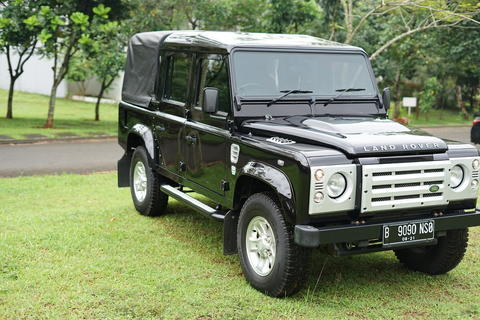 Land Rover Puma Defender Double Cabin