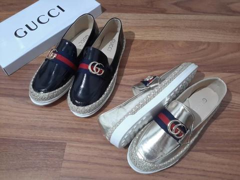 Terjual gucci kets polos import  389dc31ece