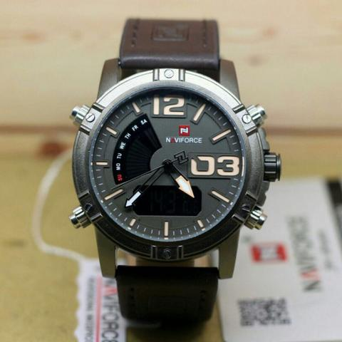 JAM TANGAN NAVIFORCE 9095 DT ORIGINAL