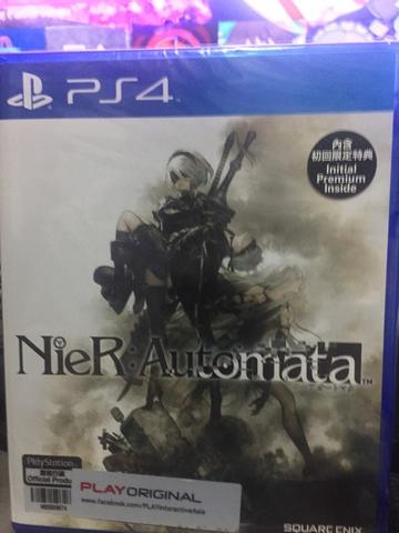 [PS4] [2nd] FFXV, Nier, BF1, MEA, HZD