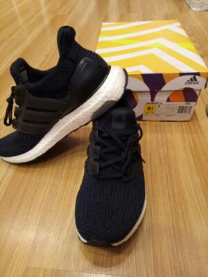 2ee1e541d4b Terjual Adidas UltraBoost 3.0 black and white UNAUTHORIZED AUTHENTIC ...