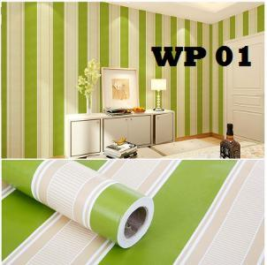 Jual Wallpaper dinding Wallpaper Sticker ecer & Grosir