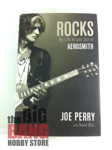 Joe Perry - Rocks: My Life in and out of Aerosmith