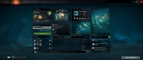 Jual ID DOTA MMR SOLO 4782 FULL INVENT & INCLUDE CS GO