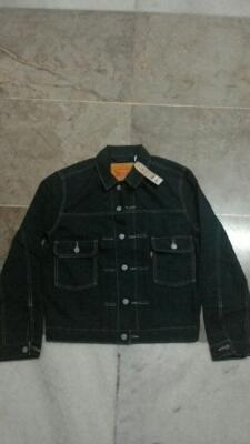 WTS JACKET/JAKET JEANS TRUCKER INTERSTELLAR LEVIS/LEVI'S NOT WRANGLER, VANS, OLDBLUE