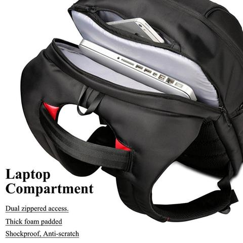 +++ Original Digital Bodyguard DTBG Business Backpack Laptop Bag D8195W 15.6 Inch +++