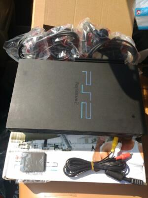 Sony PS2, Hdd 160, Fat, Matrik System.
