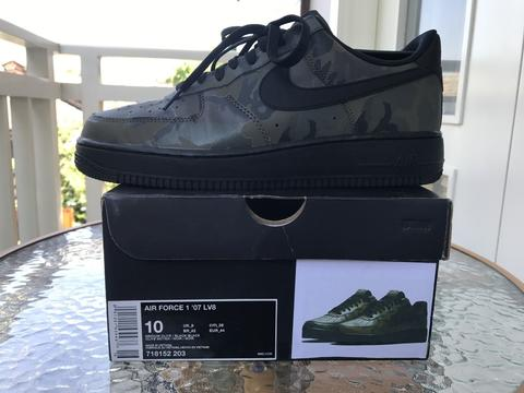Mureee 44 1 10 Nike Army Air 3m Super RareSize Force One nPk08wO