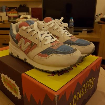 low priced fc097 63d58 New Balance 575 x Concepts M80