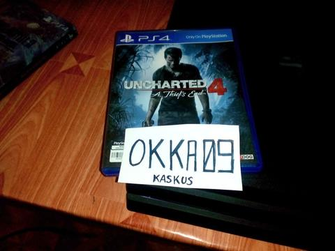 BD Uncharted 4 Second