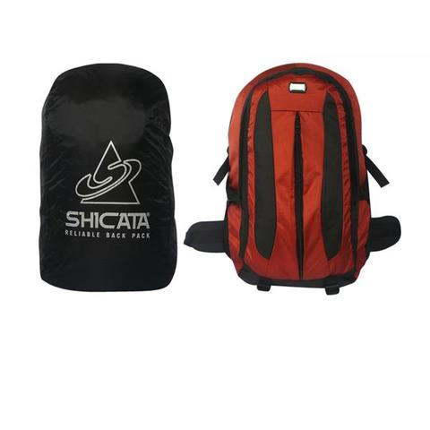 SHICATA Tas Semi Carrier Cover 7-2965 - Hitam/Coklat