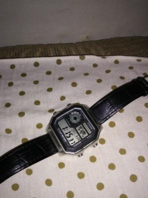 Casio AE1200WHD Stainless Steel