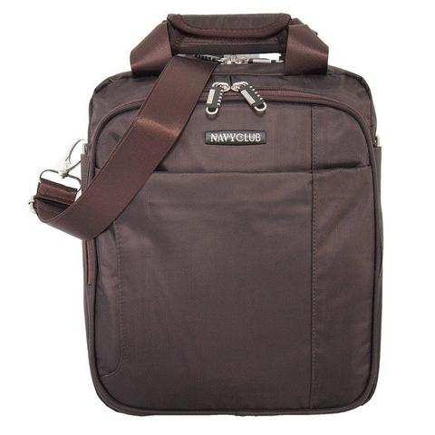 Navy Club Tas Selempang Tablet/iPad 8260 - Coklat