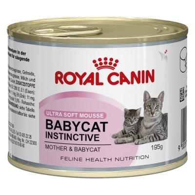 Makanan Kucing Basah Royal Canin Baby Cat Instinctive (Wet Food)