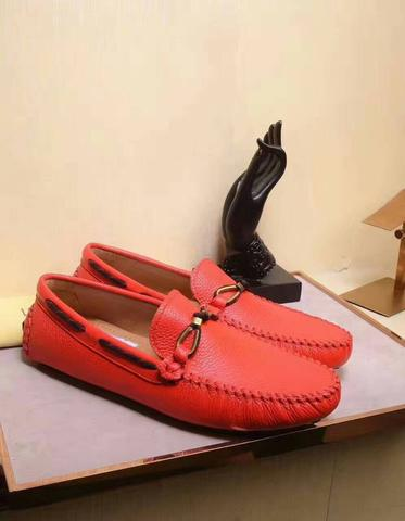 935 HK Import PO JB Lv Louis Vuitton Merah . Loafers Sepatu Mirror Quality 146685a7a2