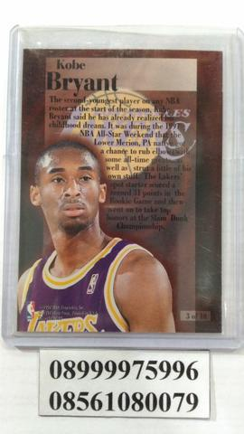 Kartu Basket - Basketball Card 1997-98 Fleer Rookie Rewind 3 Kobe B