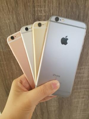 Terjual Second iPhone 6S 128GB GREY SILVER GOLD ROSE GOLD cb6b6507fe