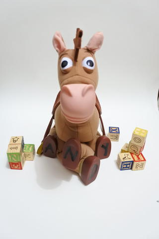 WTS: Bulleyes Toy Story RARE