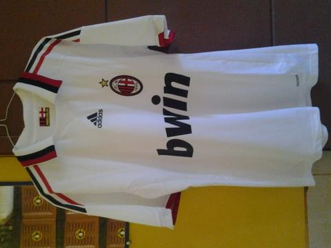 Jersey AC Milan Away 2009 Player Issue