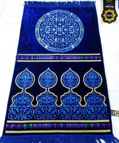 Sajadah Jumbo Tebal I Medium Quality I Made In TurkeyI Merk YAKAR M-48