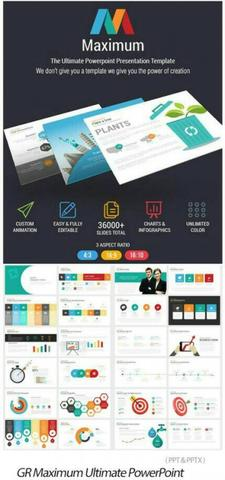 Jual exclusive premium powerpoint template by graphicriver exclusive premium powerpoint template by graphicriver creativemarket toneelgroepblik Choice Image