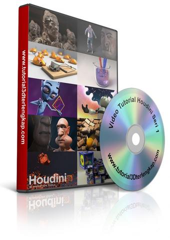 Video Tutorial Houdini Seri 1