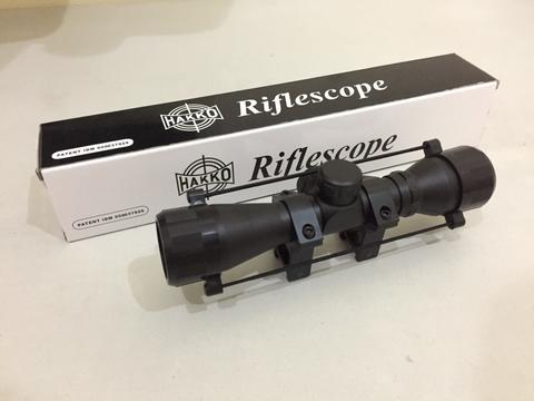 WTS Scope 4x32 include mounting