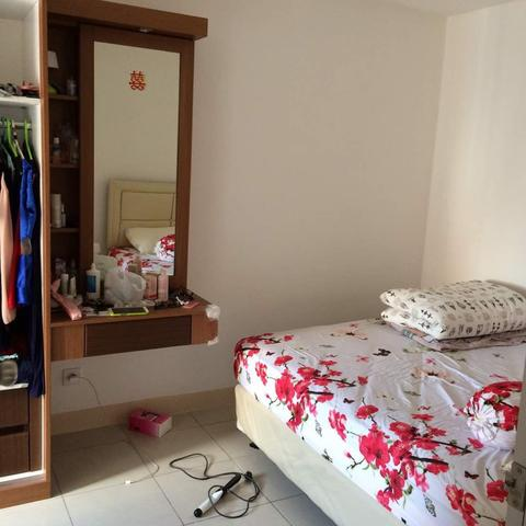 Apartemen Green Bay 2 Kamar 42m2 Semifurnish Tower G HOT DEAL