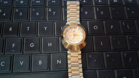 RADO DIASTAR AUTOMATIC ORIGINAL FOR WOMEN MINT CONDITION MURAH