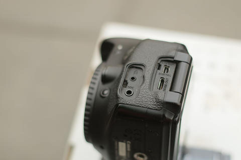 CANON 600D (Body Only) EX-Datascript
