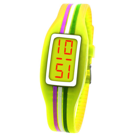 LED Watch Strip Colour - Kuning