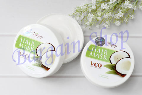 THEONG SPA Hair Mask VCO 250gr
