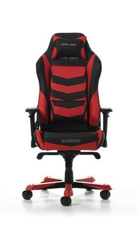 Jual Kursi Gaming Chair DXracer IRON SERIES OH/IS166/NR Black Red