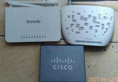 Wireless Router 4G Acces Point dan Switch Hub Vigabyte