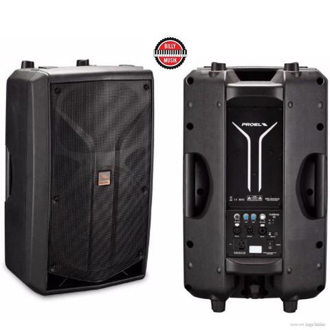 ***BILLY MUSIK*** Speaker Aktif Proel Flash 12AV2 12inch 600watt 2-way