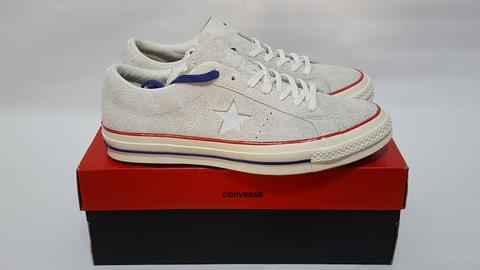 Terjual Converse One Star x Undefeated Suede OG White  9929b9bf94