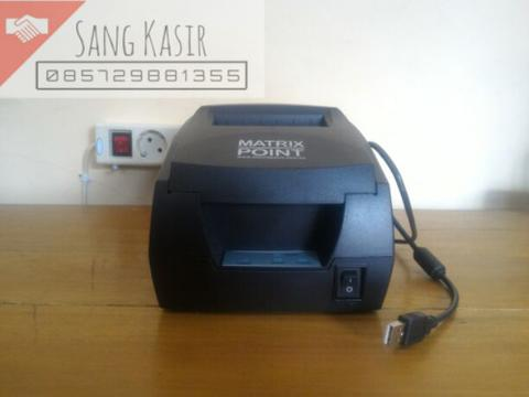 Printer Kasir Matrix Point Bonus Paper Roll