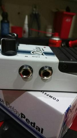 gitar effect/fx/efek Delay Fender Competition Series,Stereo output, murah!