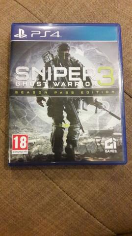 wts sniper ghost warrior 3 ps4