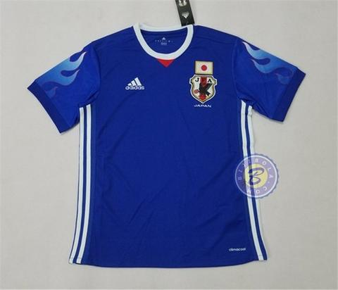 6b324e942 Terjual JEPAN JAPAN Official Jersey Home Away 2017-2018 World Cup ...