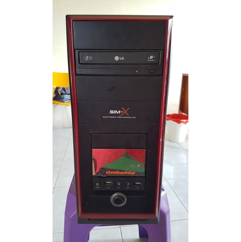 JUAL CPU CORE 2 DUO E7500