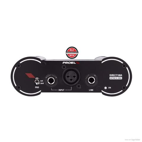 ***BILLY MUSIK*** Direct Box Proel Direct P-100A Active P 100A P 100 A