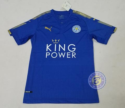 LEICESTER CITY Official Jersey Home Away 3rd UCL 2017-2018 Grade Ori