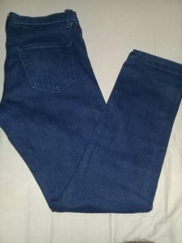 Uniqlo Denim Jeans Selvedge Blue