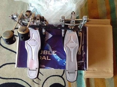 Double Pedal Mapex